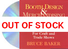 Bruce Baker's Booth Design & Merchandising for Craft and Trade Shows CD