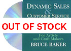 Bruce Baker's Dynamic Sales and Customer Service Techniques CD